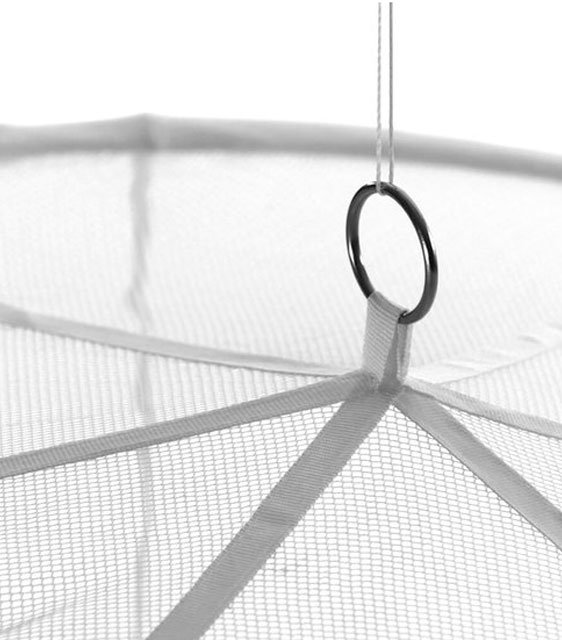 attachment ring of the Bell mosquito net