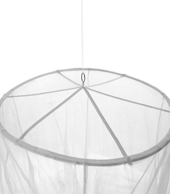 easy attachment of the Bell mosquito net