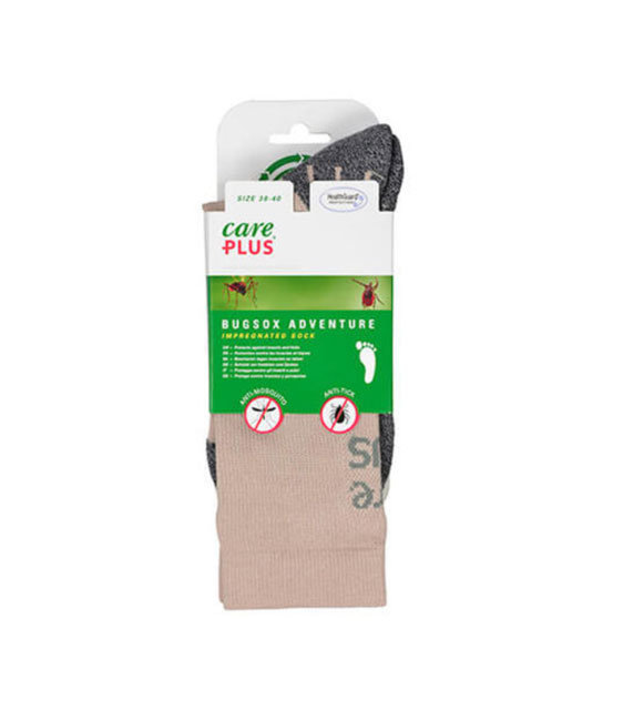 emballage care plus bug socks protectrices