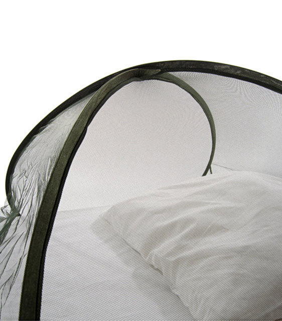 care plus mosquito net single popup dome interior
