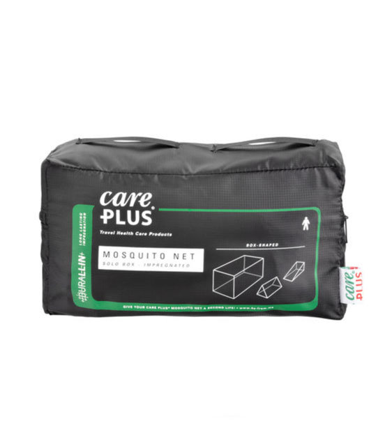 care plus mosquito net single box packaging