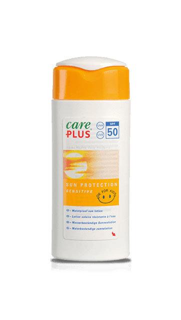 Care plus Sonnenschutz SP50 sensitiv