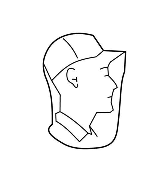 head net-classic-illustration
