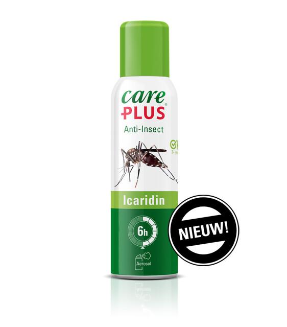 care plus anti-insect icaridin aerosol
