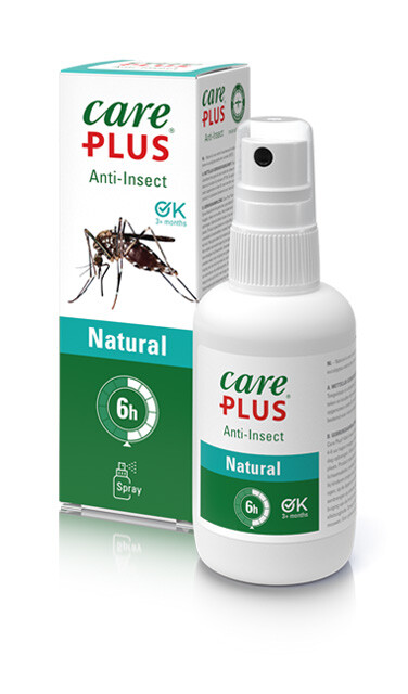 Anti-Insect Natural with Citriodiol
