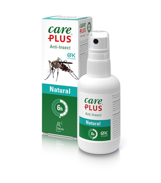 care plus anti-insect natural 60ml