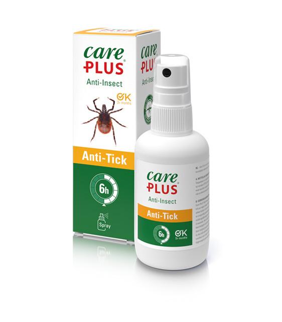 bescherming tegen teken met Care Plus Anti-Teek