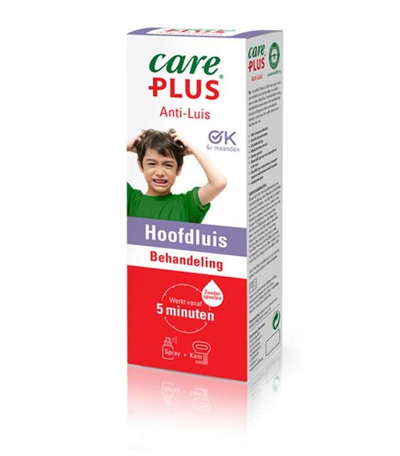 care plus anti-luis behandeling tegen hoofdluis