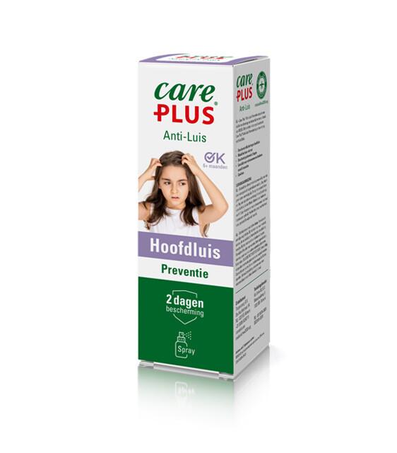 care plus anti-luis preventie tegen hoofdluis