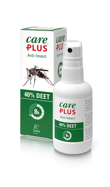 Care Plus 40% DEET