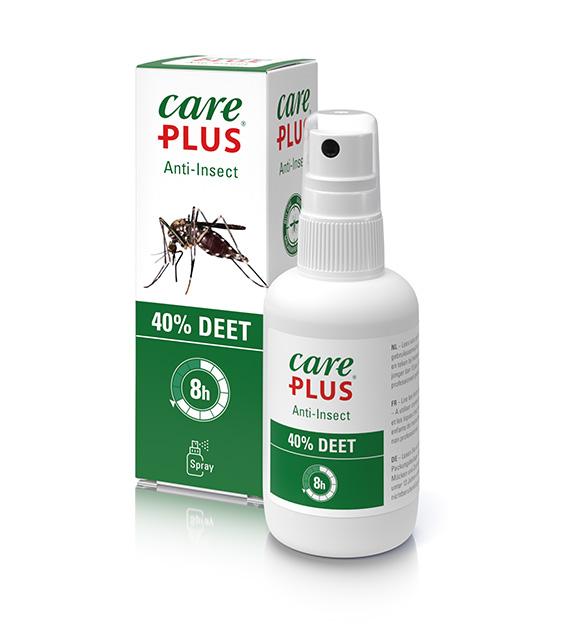 Care Plus 40% DEET