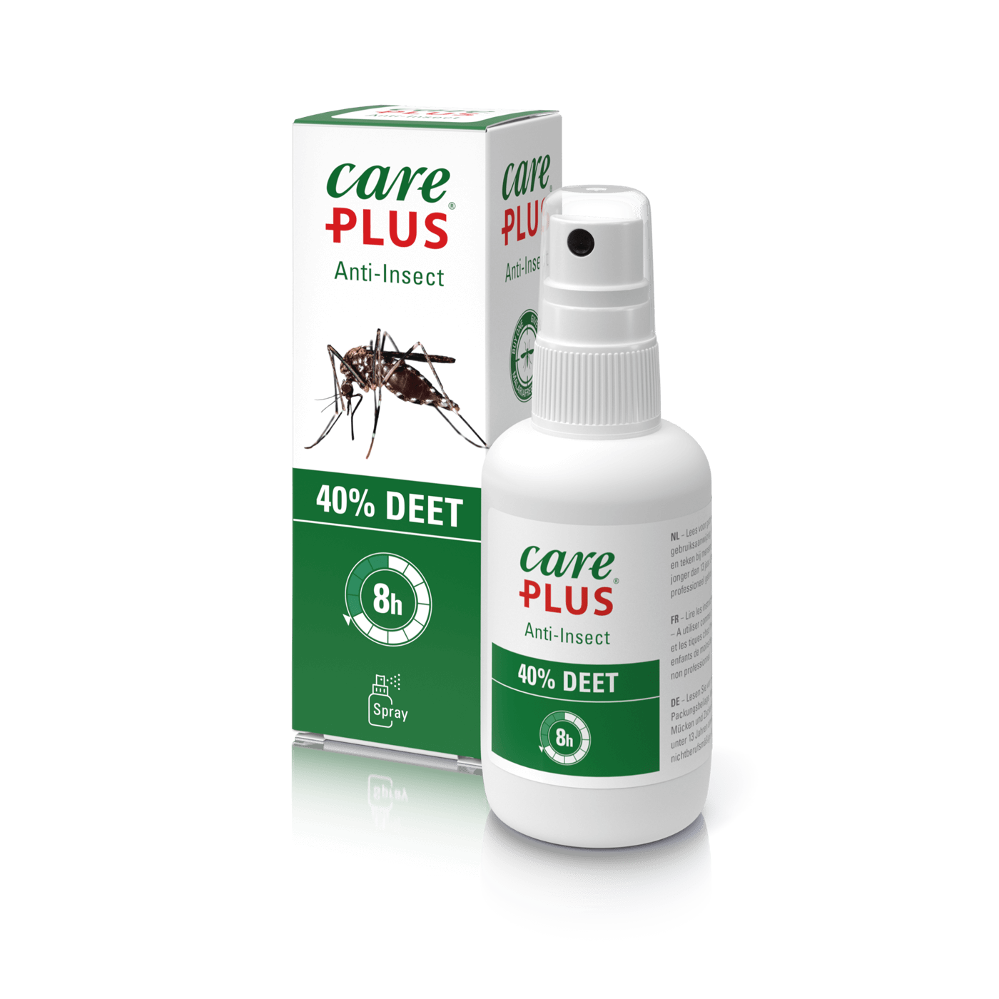 Care Plus Anti-Insect 40% DEET