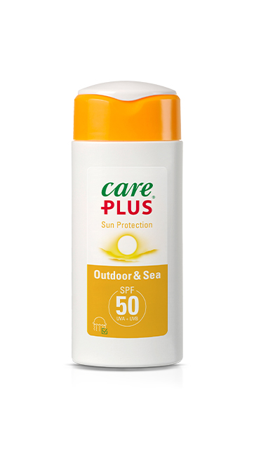 Care Plus zonnebrand
