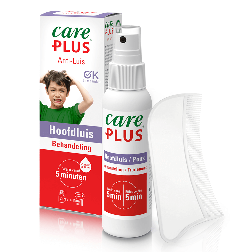 Care Plus Anti Luis Behandeling