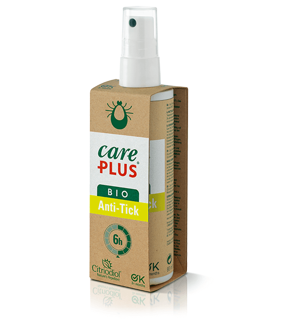 Care Plus biologische tekenspray