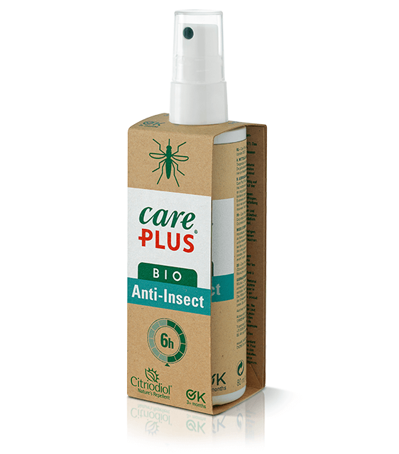 Care Plus biologische muggenspray