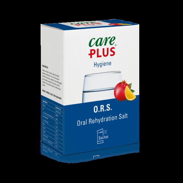 hydratation avec ORS de Care Plus