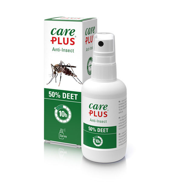care plus anti-insect deet 60ml 50%