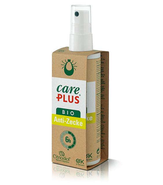 Care Plus Bio-Anti-Zecken-Spray
